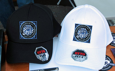 Stoughton Old Style® Record Jackets ballcaps